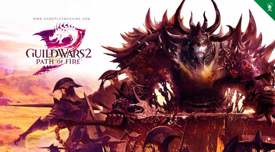 Guild Wars 2 Path of Fire Guide Build gameplay