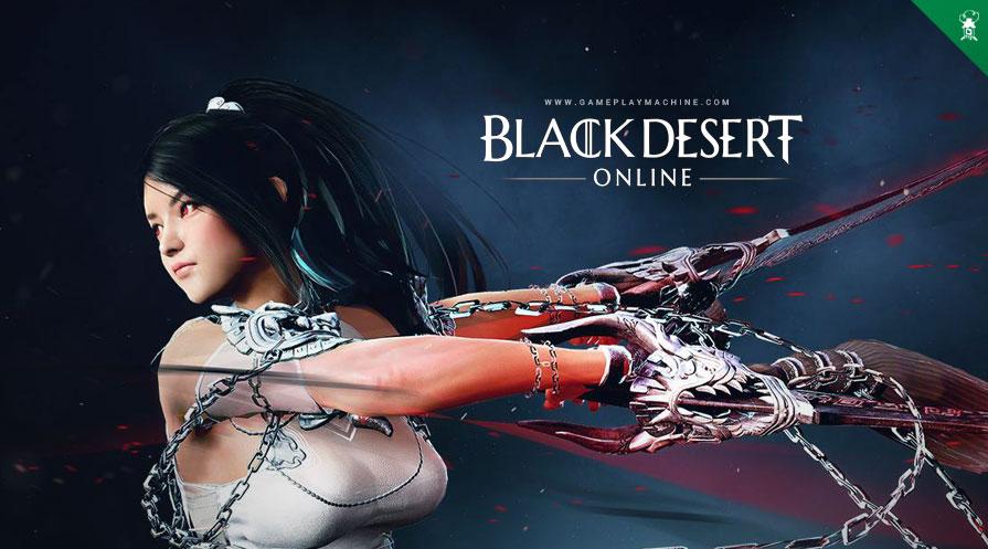 Black Desert Online BDO Lahn Ran Class Awakening