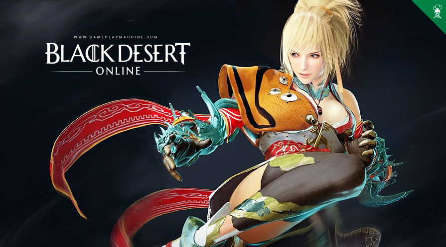 Black Desert Online BDO Mystic Gameplaymachine Skills Guide Combos Awakening gameplay
