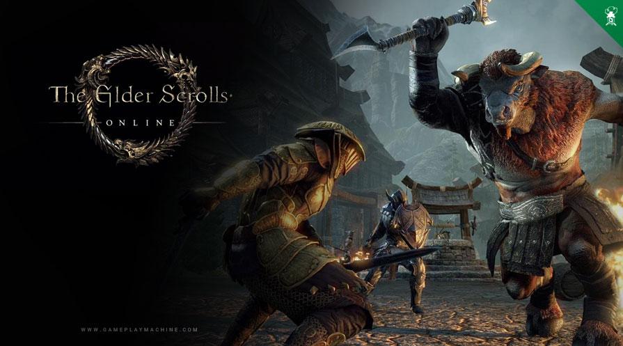 ESO ELder Scrolls Online Dragon Bones DLC Monster Sets
