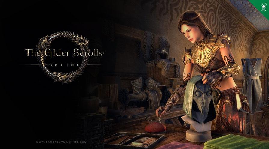 ESO ELder Scrolls Online Outfit System Dragon Bones DLC
