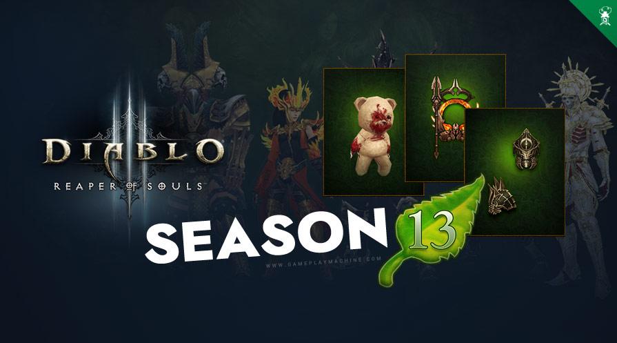 Diablo 3 – Season 13 start date