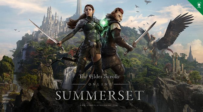 The Elder Scrolls Online – Summerset (Gameplay)