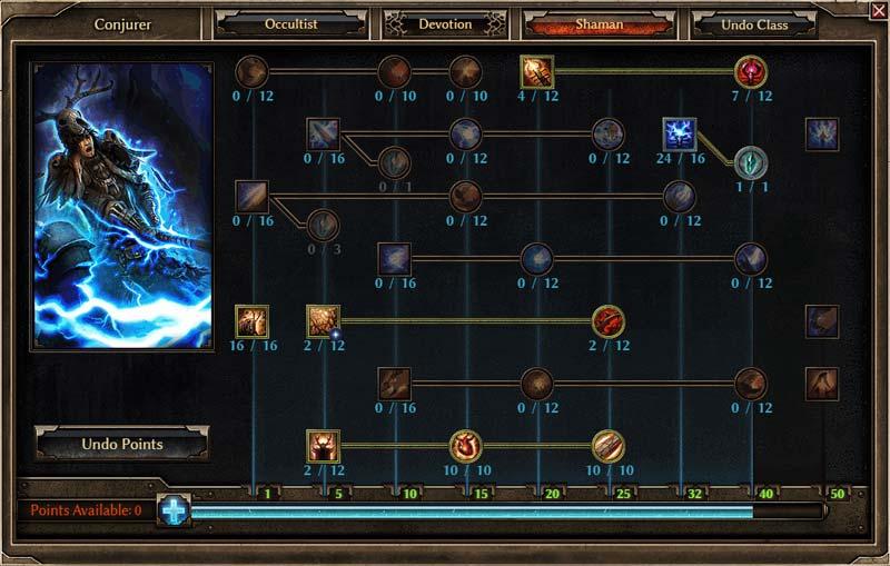 Grim Dawn Conjurer Build guide Shaman