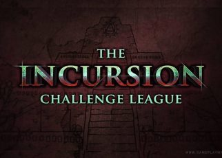 PoE Incursion League 3.3.0 Path of Exile