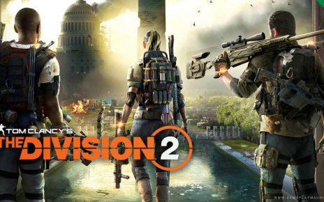 The Division2 Gameplay Dark Zone Division2 Pvp Skirmish Domination Map