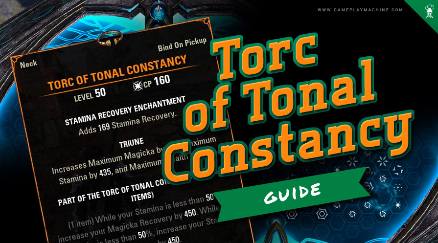 How to get Torc of Tonal Constancy Necklace Neck Elder Scrolls Online Scrying Excavation in ESO Greymoor mythic