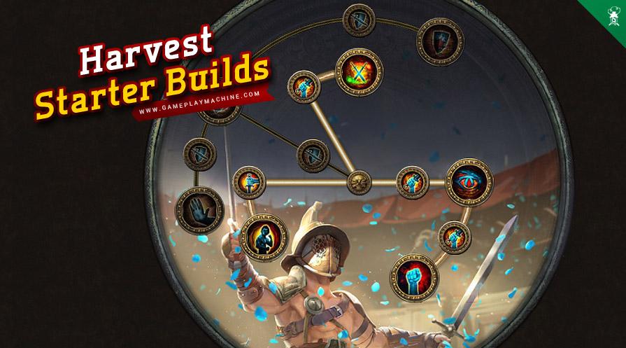 Gladiator Harvest League 3.11 Path of Exile PoE Build Best Starter