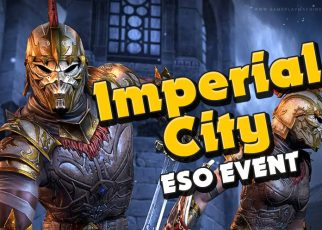 ESO Imperial City Event 3 event tickets Daily Quests in IC PvP Event