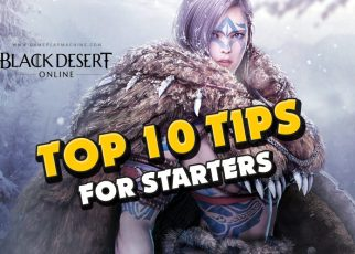 Top 10 tips for starters in Black Desert Online. BDO 10 starting tips