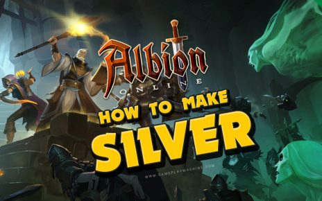 Albion Online - Guide how to make silver in 2020 as a beginner (gathering skills) how to start play Albion Online in 2020