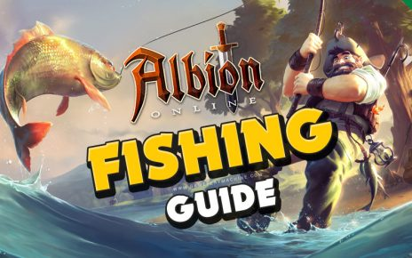 Albion Online - Gathering skills - fishing how to start / Albion Online Fishing guide