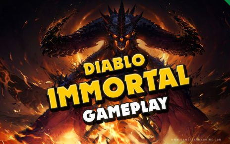 Diablo Immortal Gameplay p2w? Mobile Diablo game