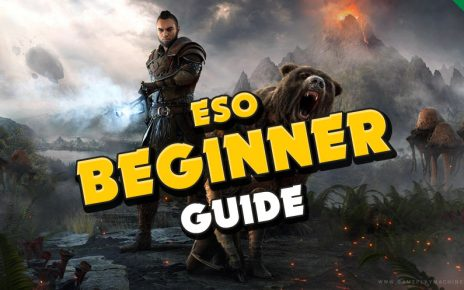 ESO - Beginner Guide 2021. How to start playing the Elder Scrolls Online. Tips and tricks ESO