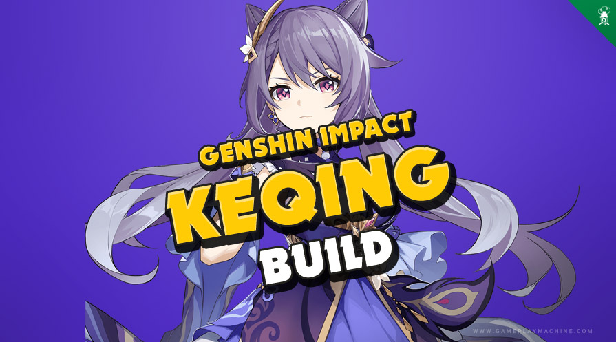 Genshin Impact - Keqing Guide Best Builds & Artifacts Sets. Best weapon for Keqing. Guide