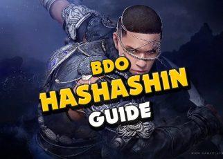 BDO Hashashin Guide black desert, combos, skills, awakening must combos, how to play Hashashin