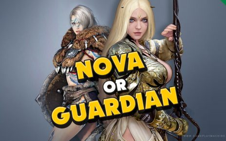 BDO - Nova vs Guardian Awakening What's BEST for PvE grinding mobs! Best class BDO