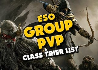 ESO The Elder Scrolls Online Group PvP Cyrodiil Small Scale Guide Best Class CP Campaign