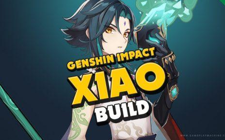 GENSHIN IMPACT XIAO BUILD Best Weapons Artifacts talents