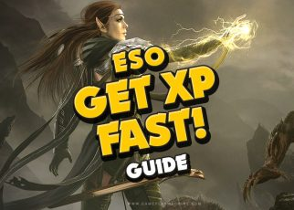 ESO Grind Farm Champion Points CP Fast in 2021 EXP XP The Elder Scrolls Online