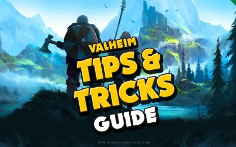 Valheim Tips and Tricks Guide, Useful Tips. How to get good in Valheim