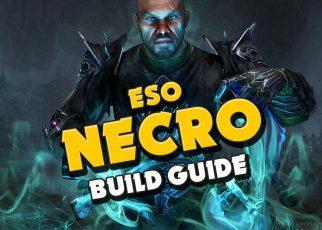 Necromancer class TESO ELder Scrolls Online Necro class, Blackwood, Necro magicka build guide, Vampire necro build, solo build ESO, TESO