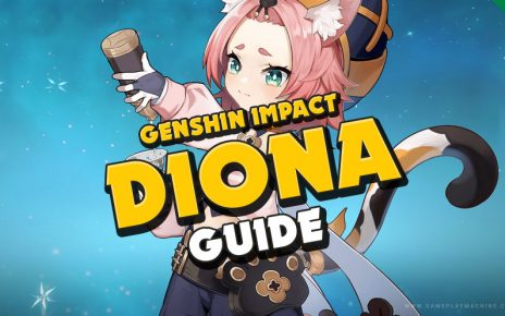 Complete Diona Support GUIDE Genshin Impact support, best build guide, artifact set, team