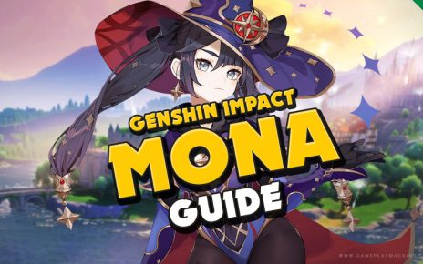 Genshin Impact Mona Weapons, Best Mona Team, Best weapon for Mona, Artifact set for Mona, Ultimate Mona guide