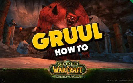 Gruul's Lair RAID Guide! How to kill Grull raid boss? Wow classic TBC Burning Crusade