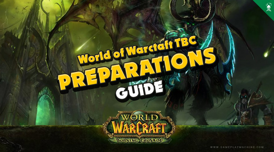 WoW Classic Investments for TBC, Blassic wow preparations, gold making in Burning Crusade World of Warcraft, WoW TBC - Finally! Burning Crusade preparations! What to do before TBC