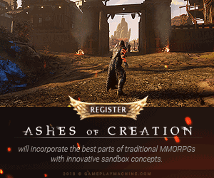 Ashes of Creation - Register